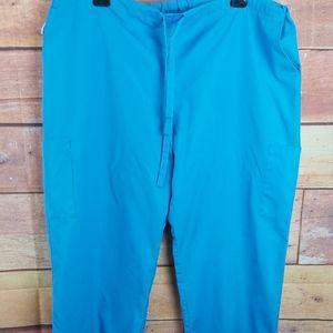 XL scrub pants